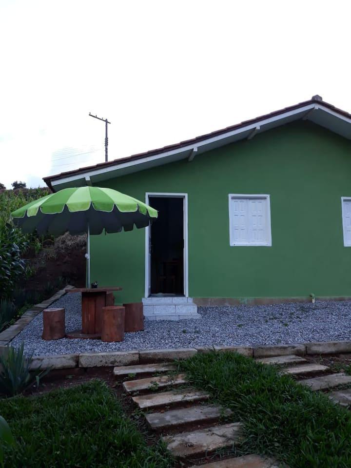Casa aconchegante em Pedra Azul por temporada
