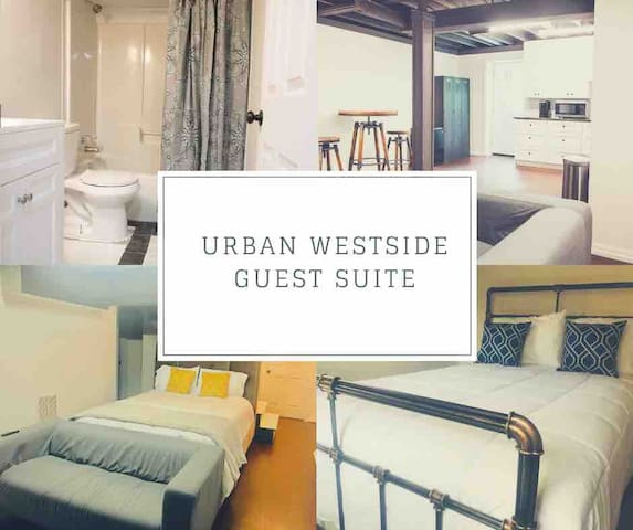 40% OFF Basement Apartment- Downtown+WestMidtown