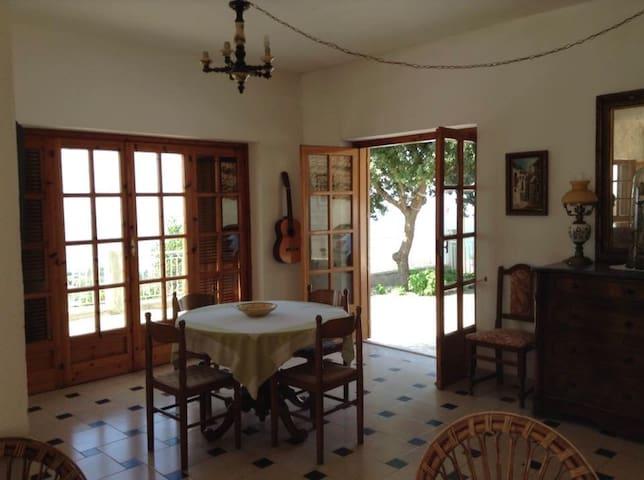 Calabria Vacanze Villa Panoramica - Santa Domenica - House