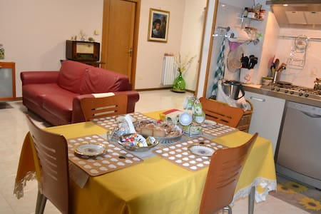 Due camere Matrimoniali a 4 passi da Assisi! - Apartment