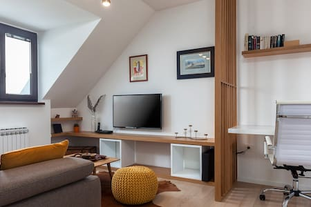 Charming Apartment in Zagreb