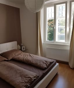 Cosy room between danube and railway station :) - Krems an der Donau