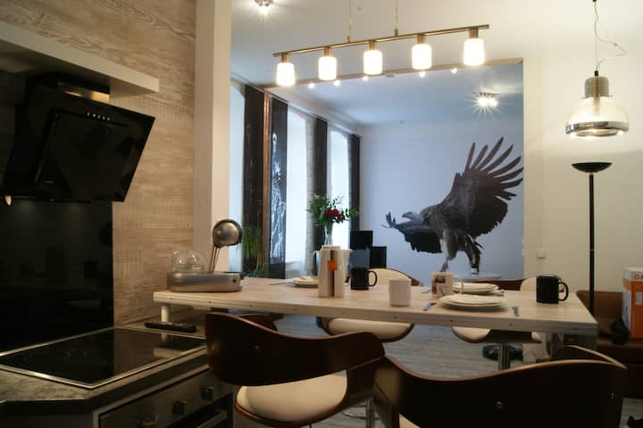 Sweet one room apartment in the heart of Berlin