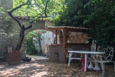 Maison de charme dans le Minervois - Siran