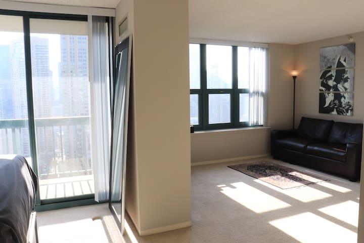 37th Floor Luxury Gold Coast Apartment