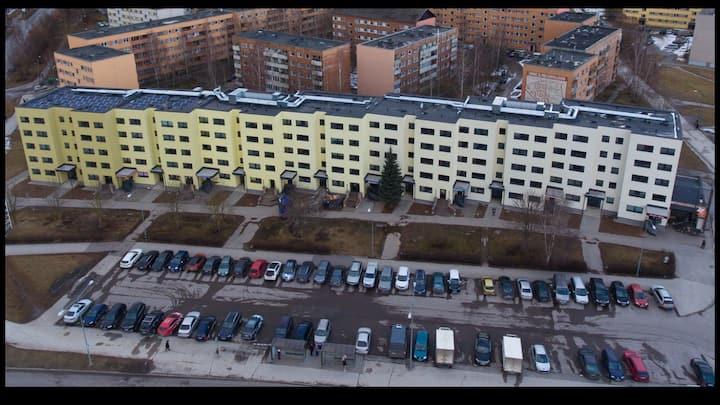 Kalda tee 30, Tartu. 2- bedrooms Apartment