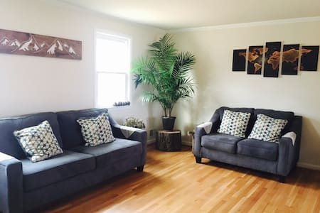 Spacious and quiet bedroom in a lovely area (2A) - Laurel - Ház