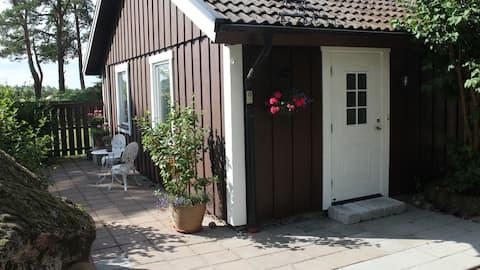 Anexo propio en mitad de Åhus y Kristianstad