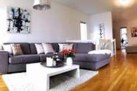Koselig rom i et hus med høy standard - Haugesund