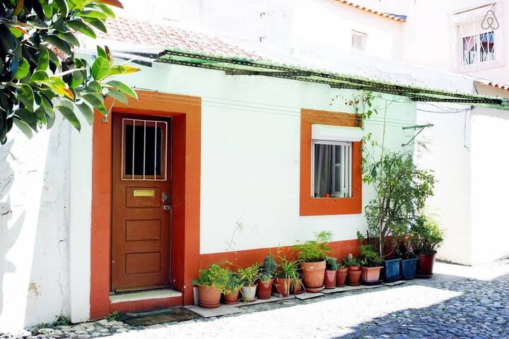Cottage in the heart of Lisbon - Lizbon - Ev