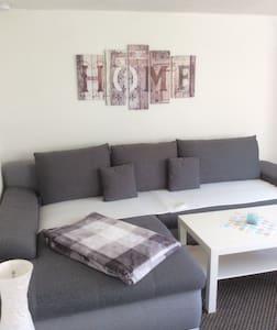 Schöne 2-Zimmer- Wohnung in Waiblingen - Waiblingen - Huoneisto