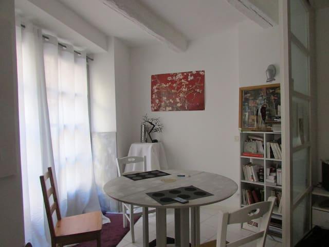 Logement proche du centre ville - Buis-les-Baronnies - Apartment