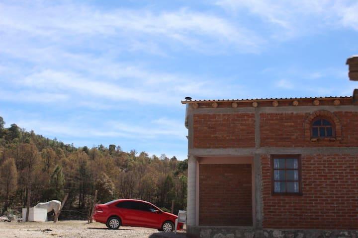 Cabaña Don margarito
