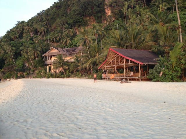 White Beachfront & Cottages -  beachfront - Buruanga