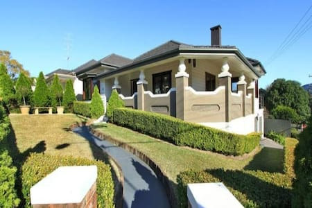 Home from home - West Wollongong - Huis