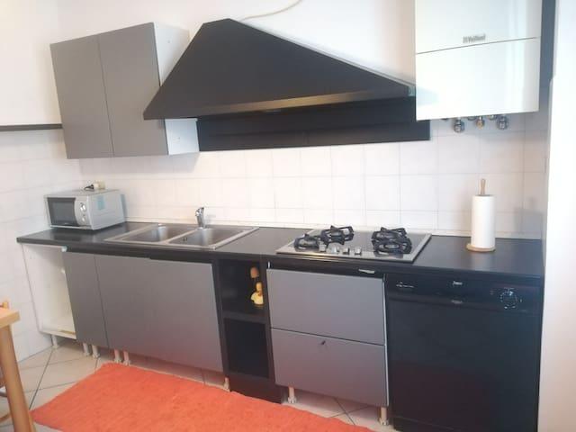 Larice, tranquillo appartamento CIR 014061
