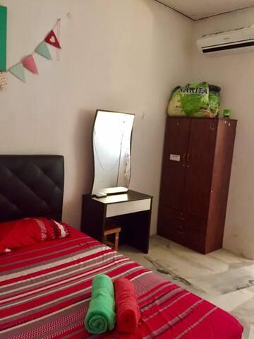 Comfortable cozy room in Ipoh