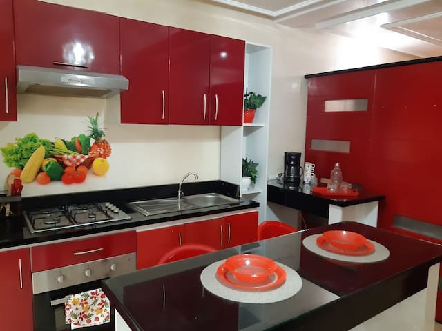 Quiet furnished apartment in the center of Kenitra
