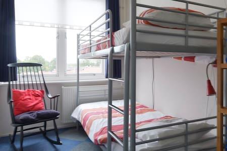2 tot 6 personen centrum Zierikzee. - Zierikzee - Wohnung