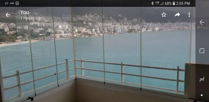 Chalet Dona Maria,  jounieh bay with 2 parking