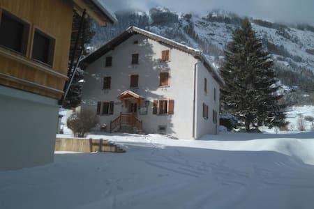 Chambre Hote à Vallorcine proche de Chamonix - Vallorcine