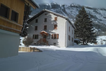 Chambre Hote à Vallorcine proche de Chamonix - Vallorcine - Szoba reggelivel