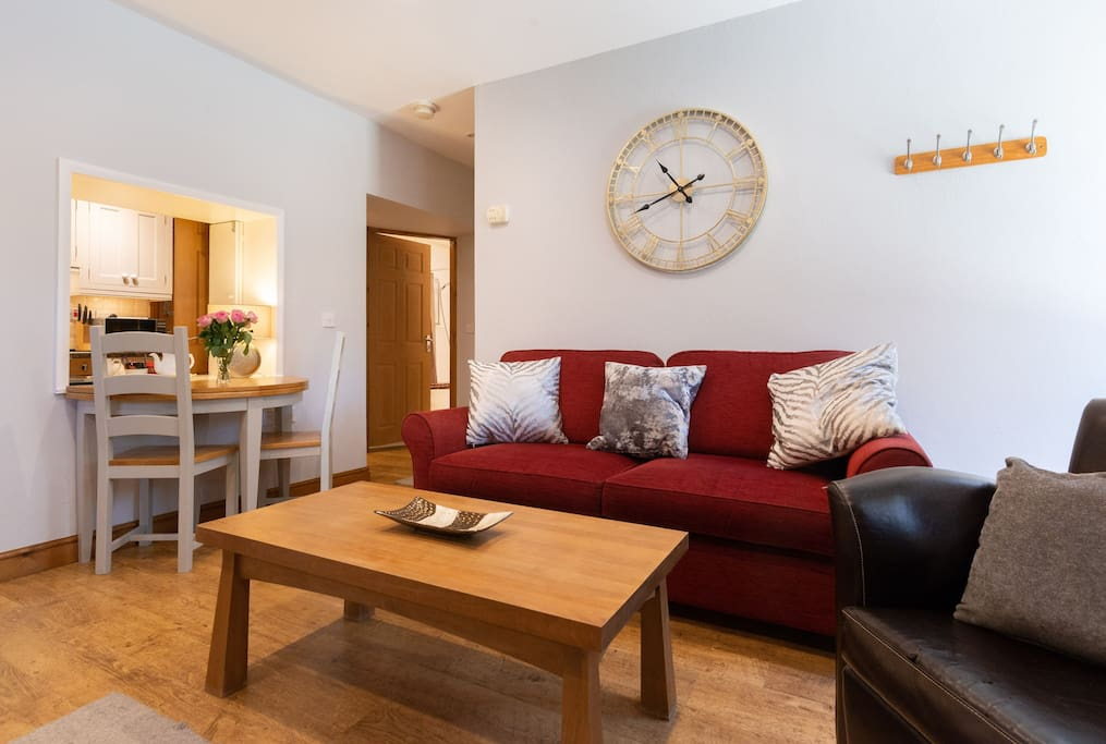 Bowland Bower Lounge Boutique Ribble Valley Holiday Cottage Lancashire