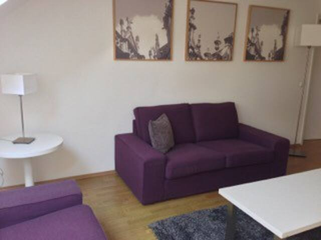 Central in the trendy district VII - Budapest - Wohnung