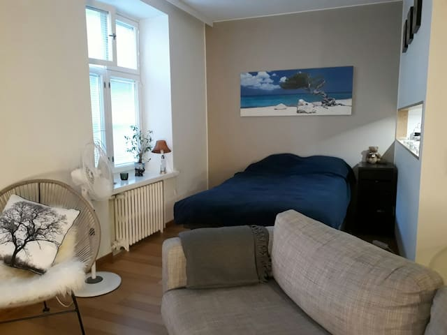 Nice apartment at the best location of helsinki.