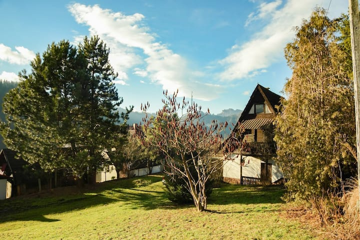 Cottage with a view on Pieniny mountains