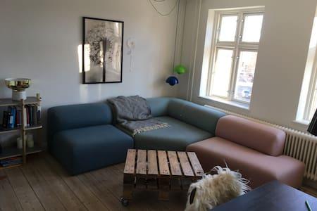 Charming apartment in central Aarhus - Aarhus - Lakás