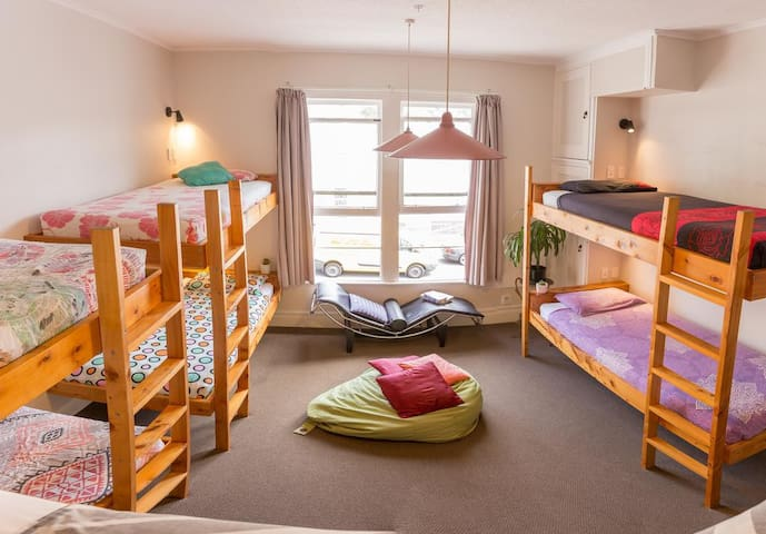 1 Bed in an 8 Bed Mixed Dorm at The Dwellington