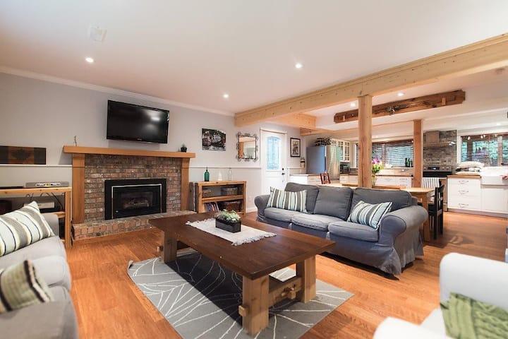 Large Main Level Luxury Suite
