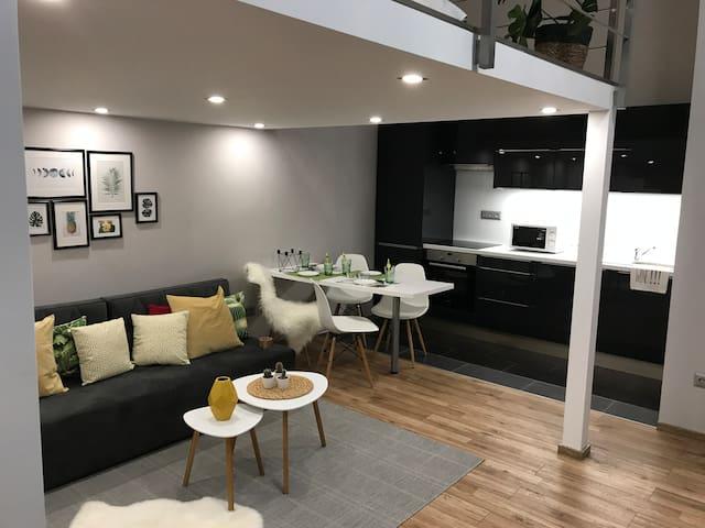 MSZ Luxury Oktogon Apartment - Budapeszt - Apartament