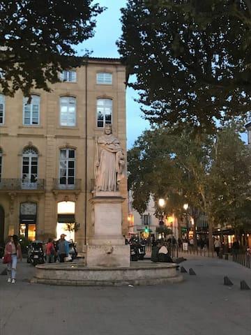 Aix ma ville