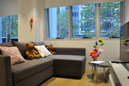 2 BR new apartment on Collins St - Melbourne - Huoneisto
