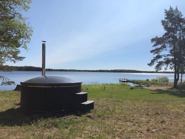 Sjötomt - Färnebofjärden