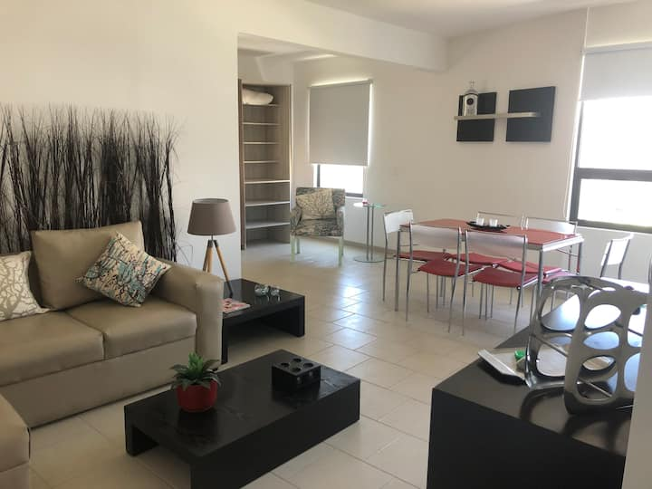 Juriquilla San Isidro B4 Loft for Excecutive