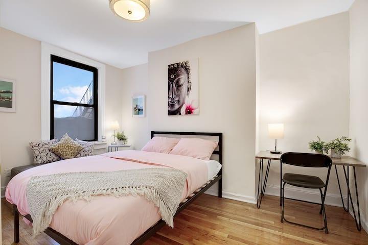 Alohause | East Village | Spacious & Bright Room