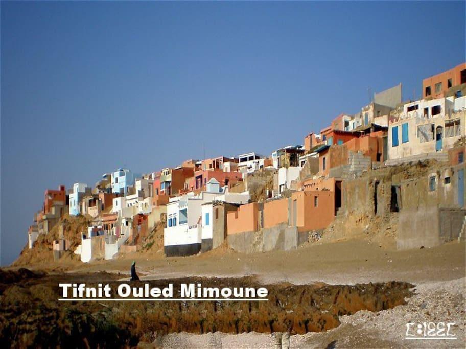 sea and sun h user zur miete in biougra souss massa dra marokko. Black Bedroom Furniture Sets. Home Design Ideas