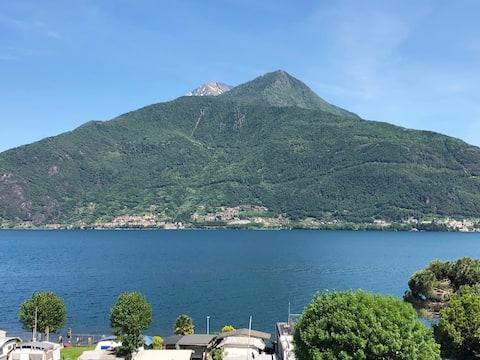 Misultin house & swimmingpool, luxury in Lake Como