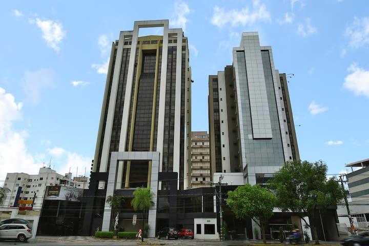 Hotel no Centro Politico - Cafe da Manha gratis