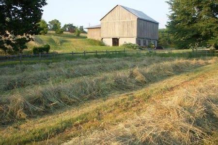 The Barn at Hidden Spring