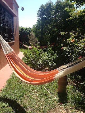Chambre dans maison avec jardin - El Jadida - Haus
