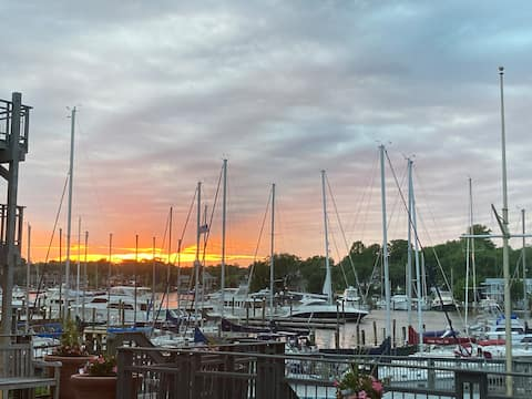 Annapolis Waterfront Condo -ユニット番号: A -203