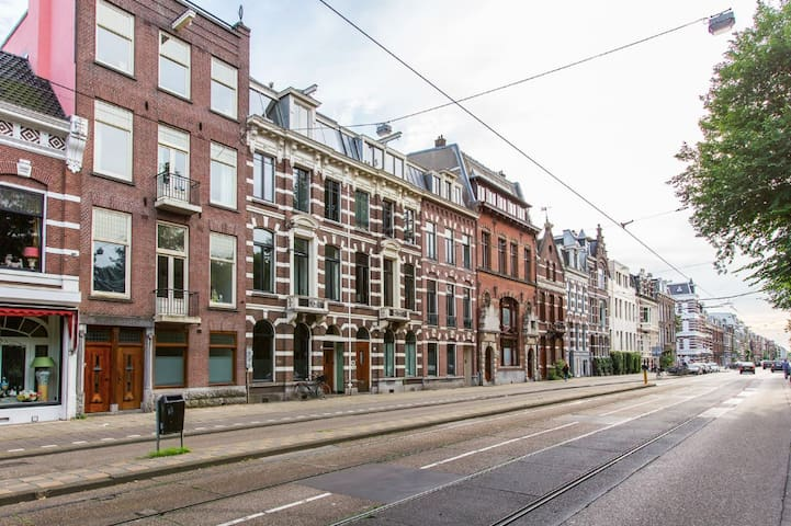 Oosterpark Apartment