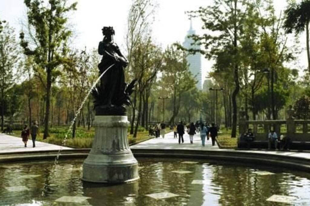 Parque La Alameda Central