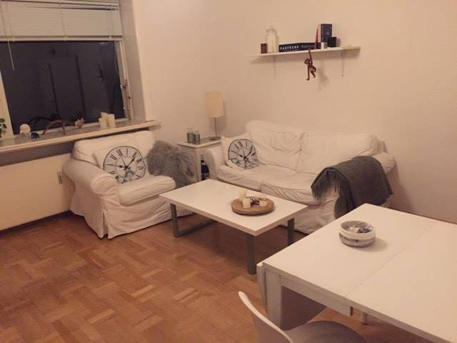 Cosy apartment close to central Valby! - Copenhague