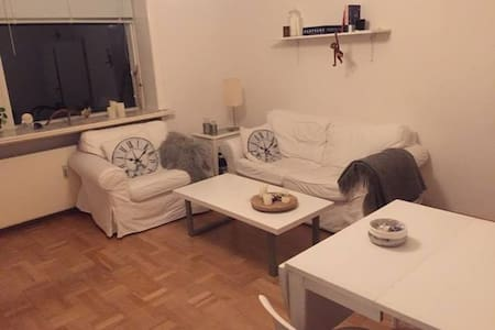 Cosy apartment close to central Valby! - Copenhaga