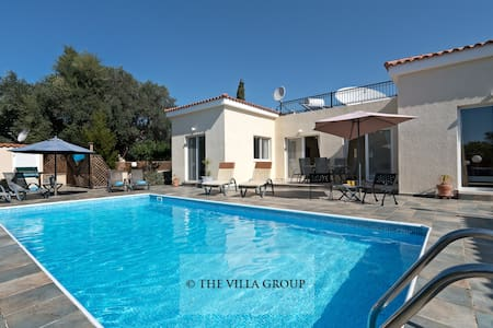 Charming 3 bedroom villa near Coral Bay - Peyia - Villa